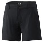 Huk Womens Next Level Short Black S