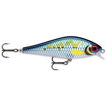 Rapala Super Shadow Rap Scaled Baitfish 1-3/8oz