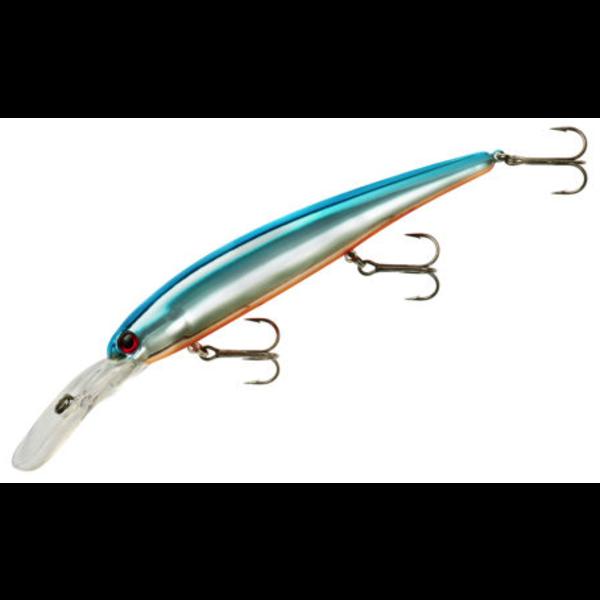 Bandit Lures Walleye Deep Chrome Blue Back Crankbait
