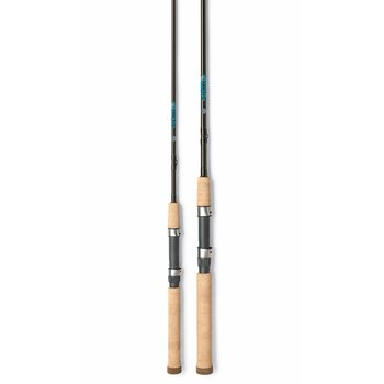 St Croix Premier 6'6MH Fast Spinning Rod.