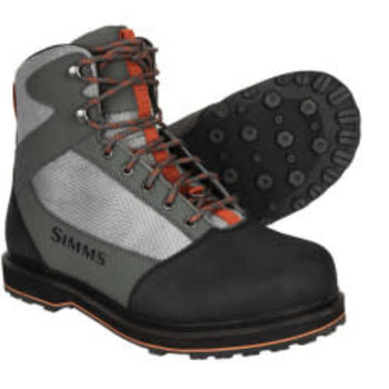 Simms Simms M's Tributary Wading Boot. Striker Grey Rubber Sole. 14