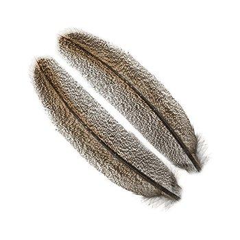 Wapsi Turkey Wing Quill Mottled Oak #2