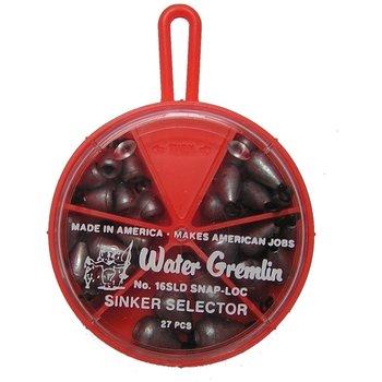 Water Gremlin Snap Lock Dipsy Swivel