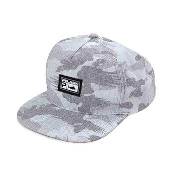 Pelagic The Slide Snapback Hat. Fish Camo O/S