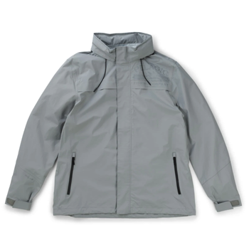 Pelagic Outrigger Light Weight Rain Jacket Grey