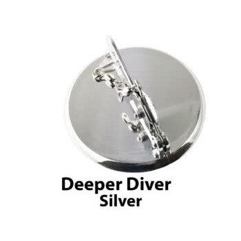 Dreamweaver Deeper Diver Size 4 Silver
