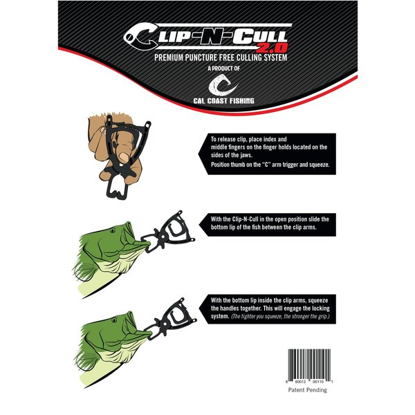 Clip-N-Cull 2.0 Puncture Free Culling System