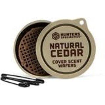 Hunters Specialties Hunter's Specialties Primetime Natural Cedar Scent Wafer