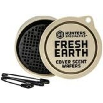 Hunters Specialties Hunter Specialties Fresh Earth Cover Scent Wafers