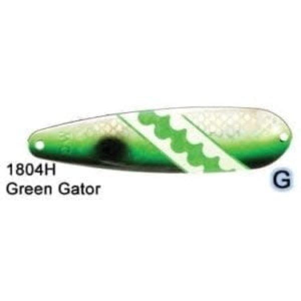 Dreamweaver Mag Spoon. Green Gator