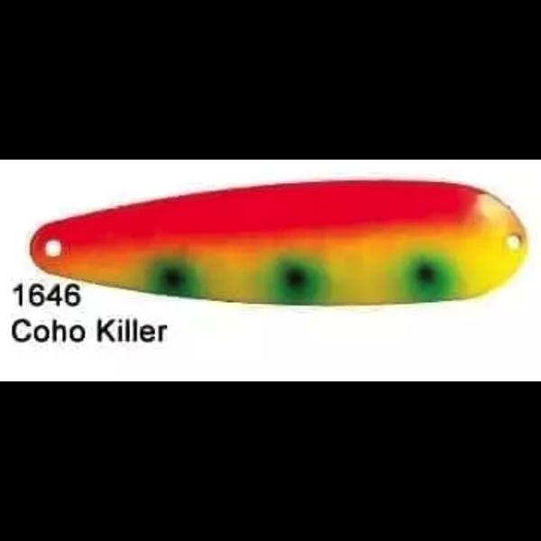 Dreamweaver Mag Spoon. Coho Killer