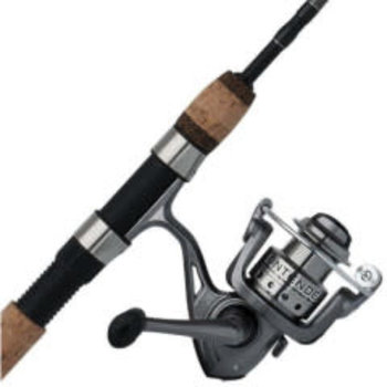 Shakespeare Contender Spinning Combo. 7'M 2-pc