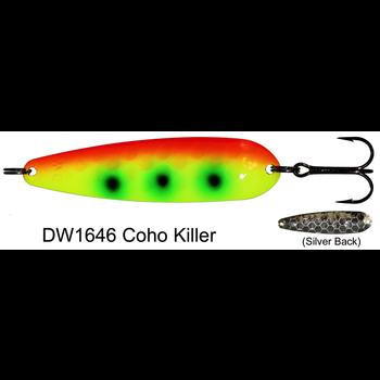 Dreamweaver DW Spoon. Coho Killer