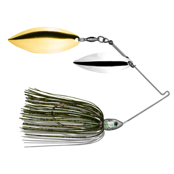 Strike King Tour Grade Double Willow 1/2oz Olive Shad 453