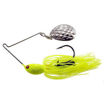 Strike King Rattlin Midnight Special 7/16oz Chartreuse Silver