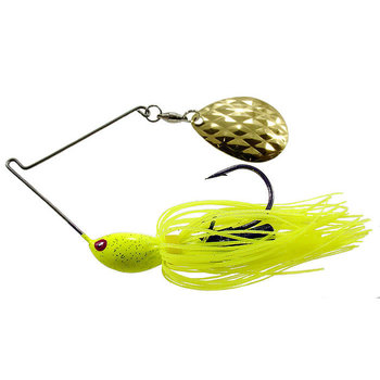 Strike King Rattlin Midnight Special 7/16oz Chartreuse Gold