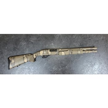 "Revolution Armory Mauler Snake  Edition 12ga Pump Action Shot Gun, 16"" BBL w/3 chokes"
