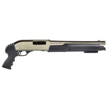 "Revolution Armory PGS12 Stainless Pump Shotgun 16"" BBL"