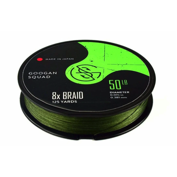 Googan Baits 8X Braid 65lb 125yds