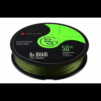 Googan Baits 8X Braid 50lb 125yds