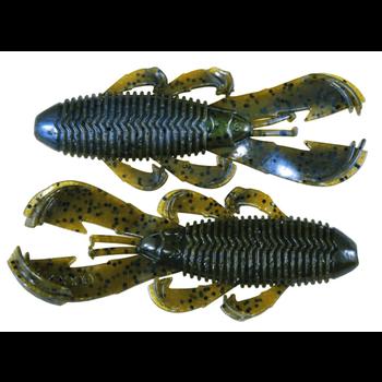 "Googan Baits Bandito Bug 3.3"" Baby Blue 9-pk"
