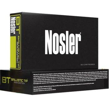 Nosler Nosler Ballistic Tip .270 Win Ammunition 20 Rounds 140 Grain BT Bullet 2900 FPS