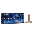 Federal Federal Power-Shok Rifle Ammo 45-70 Government 300gr Speer Hot-Cor Hollow Point 20 Rounds
