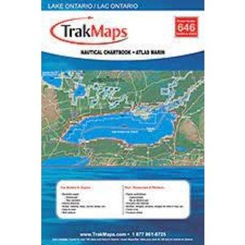 Trakmaps 646 Chartbook  Lake Ontario