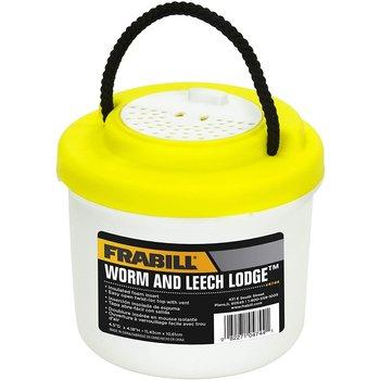Frabill Worm & Leech Lodge