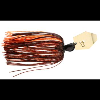 Z-Man Original Chatterbait 3/8oz Orange Brown