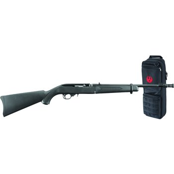 """Ruger 10/22 TDT Takedown, 22 LR, Synthetic, 16.6"""" Barrel, with Flash Hider"""