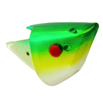 Rhys Davis Anchovy Special Chrome Green Chart. Unrigged 3-pk