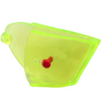 Rhys Davis Teaser. Rigged Large Teaser Glow Chartreuse 1-pk