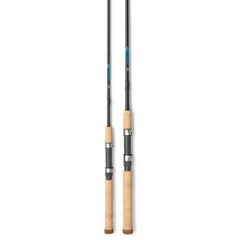 St Croix Premier 6'6UL Fast Spinning Rod.
