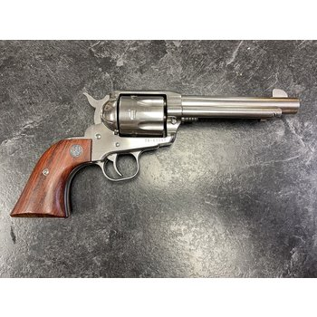 """Ruger Vaquero Stainless 45 Colt 5.5"""" Revolver"""