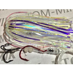 A-TOM-MIK Tournament Rigged Fly, Mirage UV