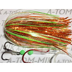 A-TOM-MIK Tournament Rigged Fly. Hawg Wild
