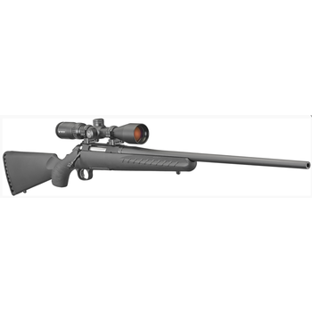 """Ruger 16931 American Bolt-Action Rifle Combo 243 Win 22"""" Syn Matte w/ Vortex Crossfire II 3-9x40 riflescope"""