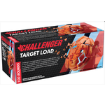 Challenger Challenger Ammo 43017 Target Load 100 Round Pack, 12 GA, 2-3/4 in, No. 7.5, 2-3/4 Dram, 1-1/8 oz, 1150 Fps