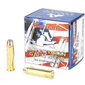 Hornady 90504 American Gunner Pistol Ammo 357 MAG, XTP, 125 Gr, 1500 fps, 25 Rnd, Boxed