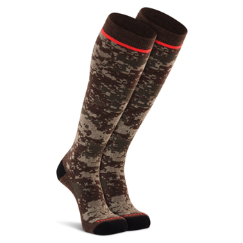 Fox River Scope Med Weight Over-The-Calf Sock Brown. L (M9-11.5/W10-2.5)