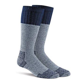 Fox River Wick Dry Outlander Mid Calf Navy Sock. L (M9-11.5/W10-12.5)