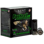 "Kent Fasteel 2.0 Precision Plated Steel Waterfowl Ammo, 12ga 2-3/4"" 1-1/16oz #3 Shot 1550fps 25rds"