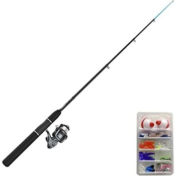 Zebco Ready Tackle Spinning Combo + Tackle