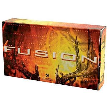 Federal Federal Fusion Rifle Ammunition F3006FS1, 30-06 Springfield, Fusion Ammunition, 150 GR, 2900 fps, 20 Rd/bx