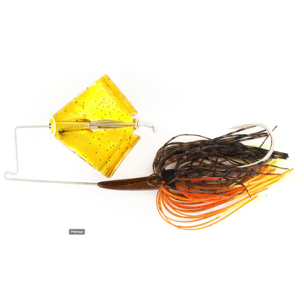 Nichols Reflex Metal Flake Buzzbait 3/8oz Bluegill