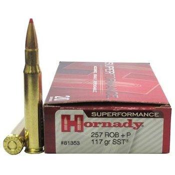 Hornady Superformance 257 Roberts 117 Gr SST