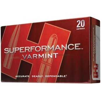Hornady SuperFormance Varmint 22-250Gr 50Gr V-Max