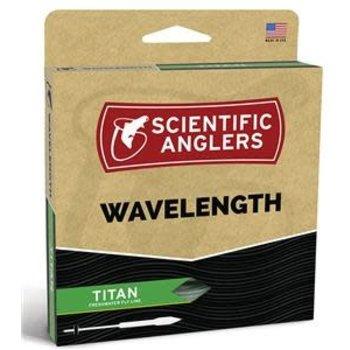 Scientific Anglers Scientific Anglers Wavelength Titan Taper WF-9-F Pale Yellow/Mist Green