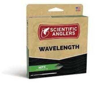 Scientific Anglers Scientific Anglers Wavelength MPX WF-7-F Green/Amber